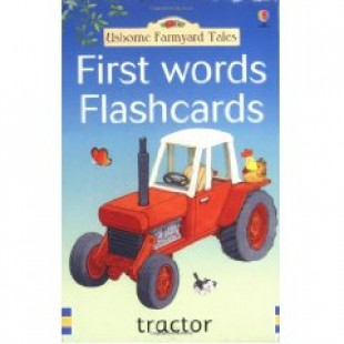 FARMYARD TALES FIRST WORDS FLASHCARDS